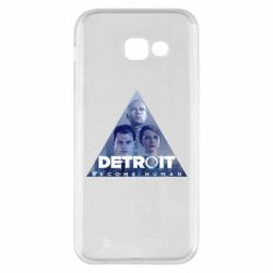 Чохол для Samsung A5 2017 Detroit: Become Human