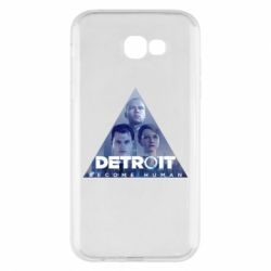 Чохол для Samsung A7 2017 Detroit: Become Human