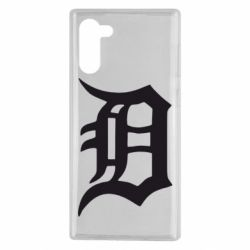 Чохол для Samsung Note 10 Detroit Eminem