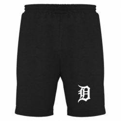 Мужские шорты Detroit Eminem - FatLine