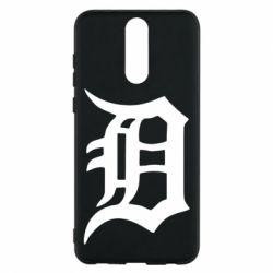 Чехол для Huawei Mate 10 Lite Detroit Eminem - FatLine