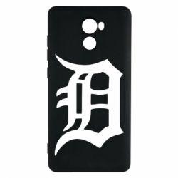 Чехол для Xiaomi Redmi 4 Detroit Eminem - FatLine
