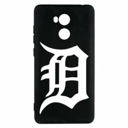 Чехол для Xiaomi Redmi 4 Pro/Prime Detroit Eminem - FatLine