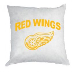 Подушка Detroit Red Wings