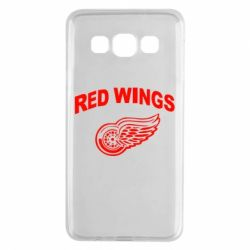 Чохол для Samsung A3 2015 Detroit Red Wings