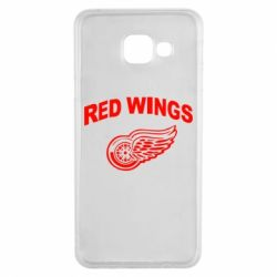 Чохол для Samsung A3 2016 Detroit Red Wings