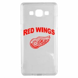Чохол для Samsung A5 2015 Detroit Red Wings