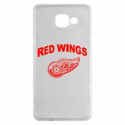 Чохол для Samsung A5 2016 Detroit Red Wings