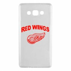 Чохол для Samsung A7 2015 Detroit Red Wings