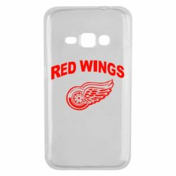 Чохол для Samsung J1 2016 Detroit Red Wings