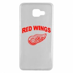 Чохол для Samsung A7 2016 Detroit Red Wings