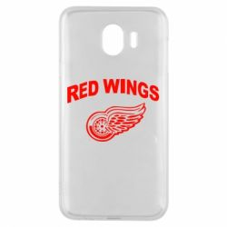 Чохол для Samsung J4 Detroit Red Wings