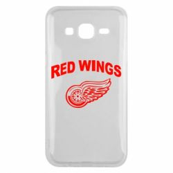 Чохол для Samsung J5 2015 Detroit Red Wings