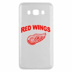 Чохол для Samsung J5 2016 Detroit Red Wings