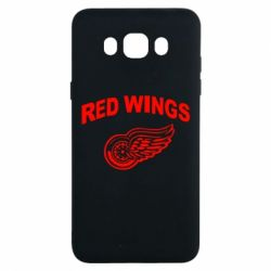 Чохол для Samsung J7 2016 Detroit Red Wings