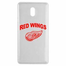 Чехол для Nokia 3 Detroit Red Wings - FatLine