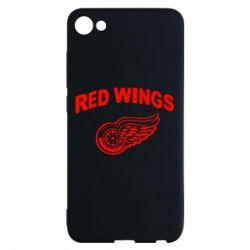Чехол для Meizu U10 Detroit Red Wings - FatLine