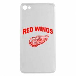 Чехол для Meizu U20 Detroit Red Wings - FatLine