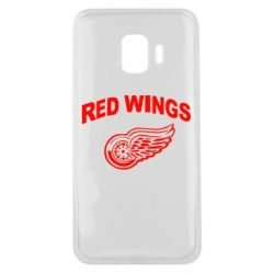 Чохол для Samsung J2 Core Detroit Red Wings