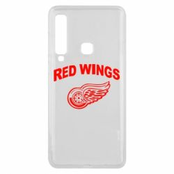 Чохол для Samsung A9 2018 Detroit Red Wings