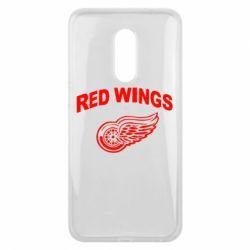Чехол для Meizu 16 plus Detroit Red Wings - FatLine
