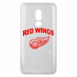 Чехол для Meizu V8 Detroit Red Wings - FatLine