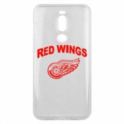 Чехол для Meizu X8 Detroit Red Wings - FatLine