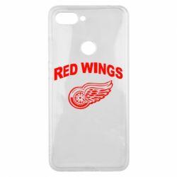 Чехол для Xiaomi Mi8 Lite Detroit Red Wings