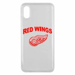 Чехол для Xiaomi Mi8 Pro Detroit Red Wings