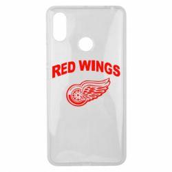 Чехол для Xiaomi Mi Max 3 Detroit Red Wings - FatLine