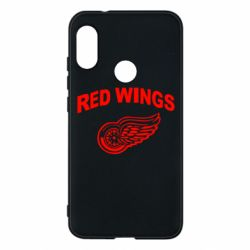 Чехол для Mi A2 Lite Detroit Red Wings - FatLine