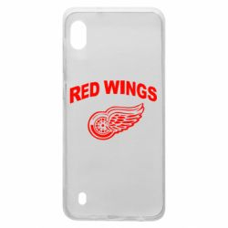 Чохол для Samsung A10 Detroit Red Wings
