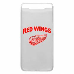 Чохол для Samsung A80 Detroit Red Wings