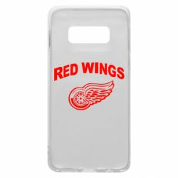 Чохол для Samsung S10e Detroit Red Wings