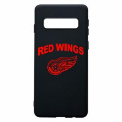 Чохол для Samsung S10 Detroit Red Wings