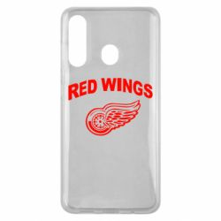 Чохол для Samsung M40 Detroit Red Wings
