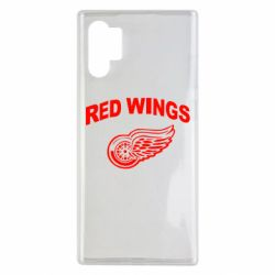Чохол для Samsung Note 10 Plus Detroit Red Wings