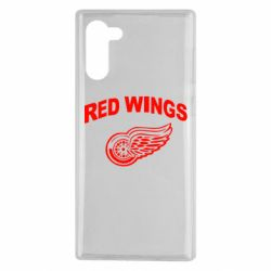 Чохол для Samsung Note 10 Detroit Red Wings
