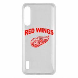 Чохол для Xiaomi Mi A3 Detroit Red Wings
