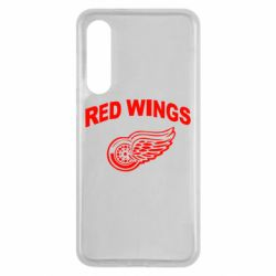 Чехол для Xiaomi Mi9 SE Detroit Red Wings