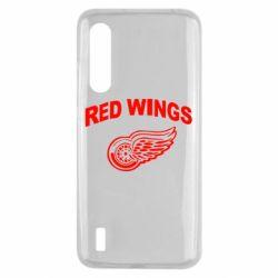 Чехол для Xiaomi Mi9 Lite Detroit Red Wings