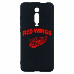 Чехол для Xiaomi Mi9T Detroit Red Wings