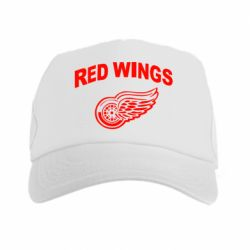 Кепка-тракер Detroit Red Wings
