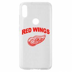 Чехол для Xiaomi Mi Play Detroit Red Wings