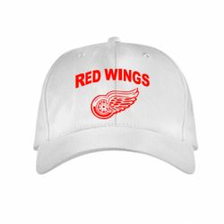 Детская кепка Detroit Red Wings - FatLine