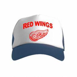 Детская кепка-тракер Detroit Red Wings