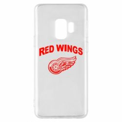 Чохол для Samsung S9 Detroit Red Wings