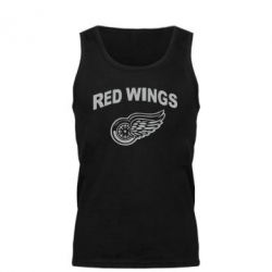 Мужская майка Detroit Red Wings - FatLine