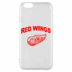 Чохол для iPhone 6/6S Detroit Red Wings