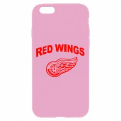 Чохол для iPhone 6 Plus/6S Plus Detroit Red Wings